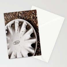 Hubcap Stationery Cards