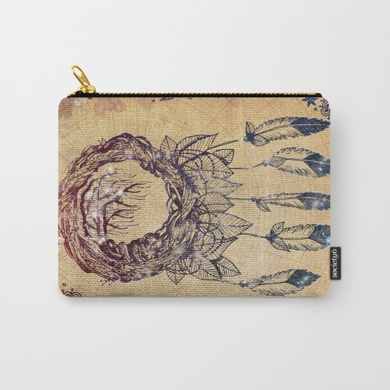 The Dreaming Tree III Carry-All Pouch