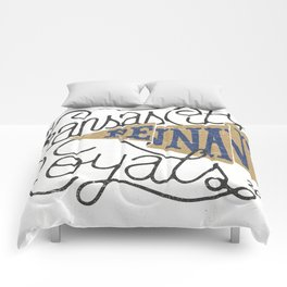 KC Pennent Comforters