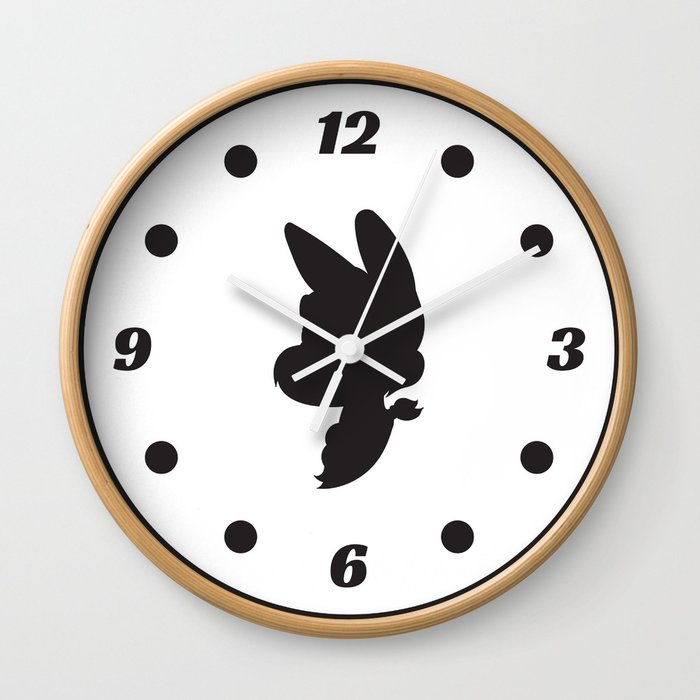 Ooboo and friends Wall Clock