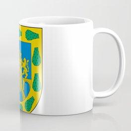 flag of mexico city Coffee Mug