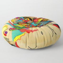 Pheonix Floor Pillow