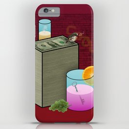 Fun and Cool and Interesting and Friendly iPhone Case