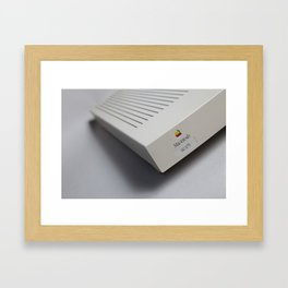 Macintosh LC 475 Framed Art Print