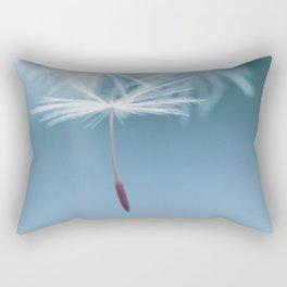 Holding on Rectangular Pillow
