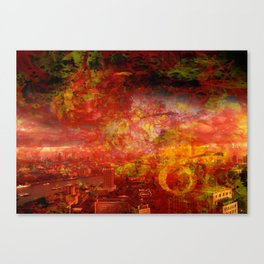 End Of The World??? [SWAG] Canvas Print