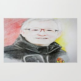 Sir Alex Rug