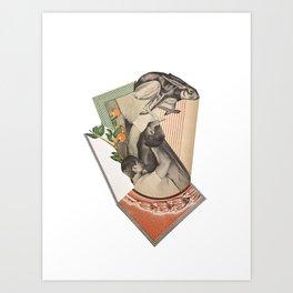 Rabble Rouser Art Print