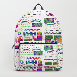 Gelatin Gems Backpack
