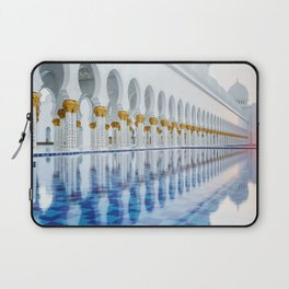 Abu Dhabi Sunset Laptop Sleeve