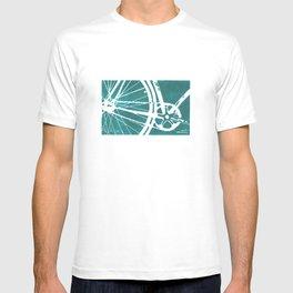 Teal Bike T-shirt