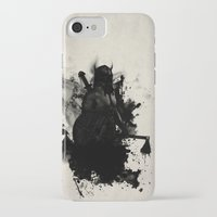 viking iPhone & iPod Cases featuring Viking by Nicklas Gustafsson