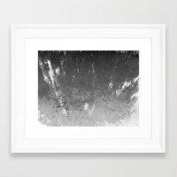 cassia beck Framed Art Prints featuring Beck #7 by Emma Conner