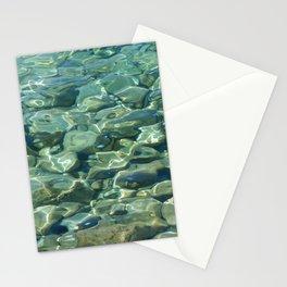 Travel around Montenegro, the Adriatic Sea Stationery Cards