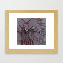 Tialon & Shaor Framed Art Print
