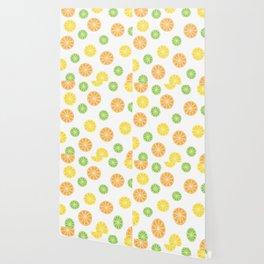 Citrus Slices Wallpaper