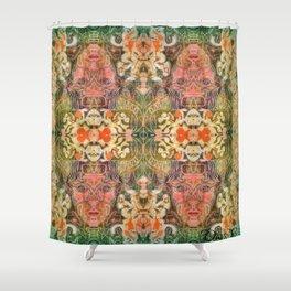 Horny Shower Curtain