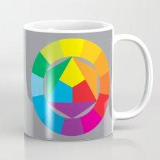 color wheel Mug