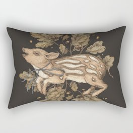 Almost Wild, Foundling Rectangular Pillow