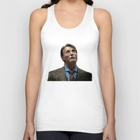hannibal Tank Tops featuring Hannibal by Jaimie