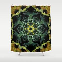 Royal Sun Shower Curtain