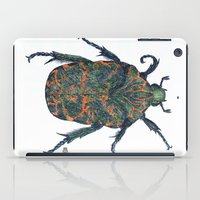 beetle iPad Cases featuring Beetle by MSRomeiro