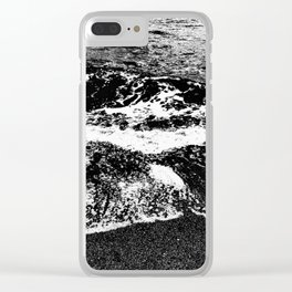 awash Clear iPhone Case