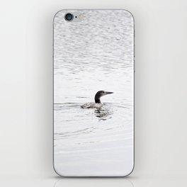 Common Loon 1 iPhone Skin