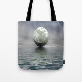 Under A Full Moon II Tote Bag
