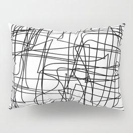 Mind Map Pillow Sham