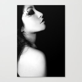 My Inner Dark Canvas Print