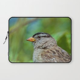 Sparrow the Portrait Laptop Sleeve