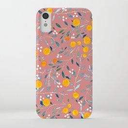 Blorange iPhone Case