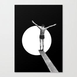 Risk (2015) Canvas Print