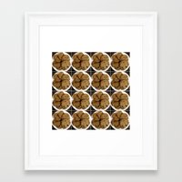 cookies Framed Art Prints featuring Cookies by Albano Juliano