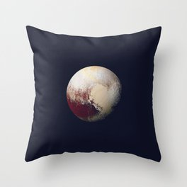 Pluto Throw Pillow