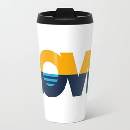 LOVE - People's Flag of Milwaukee Travel Mug