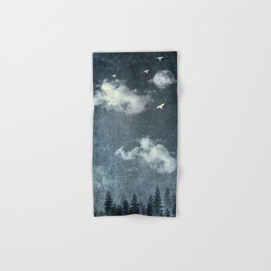 The cloud stealers Hand & Bath Towel