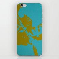 u2 iPhone & iPod Skins featuring Bono - U2 by Tipsy Monkey