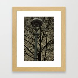 Abstract Latern Framed Art Print