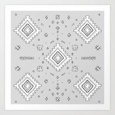 Desert Dreaming 1 Art Print