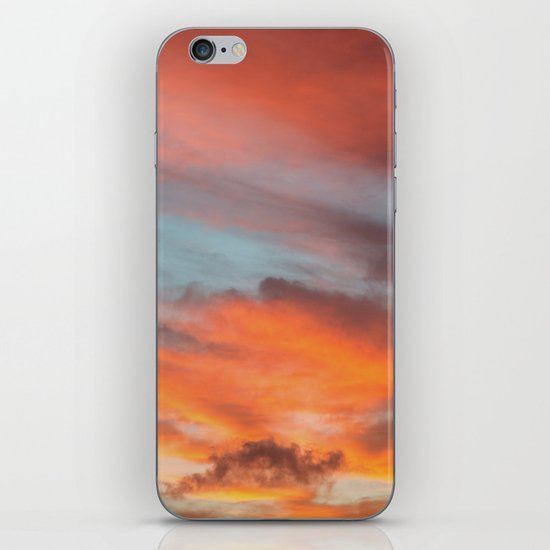 SIMPLY SKY iPhone & iPod Skin