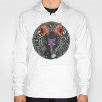 zodiac Hoodies featuring Zodiac : Capricorn by Det Tidkun