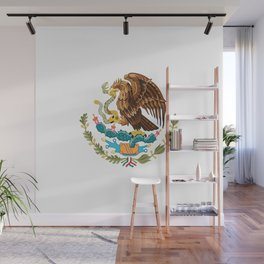 coat of arms of Mexico Wall Mural