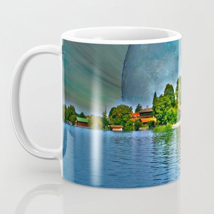 Lake Schliersee bavaria Germany Coffee Mug