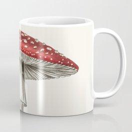 The Real Mushroom Coffee Mug