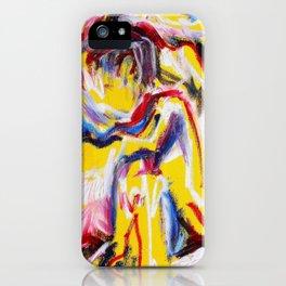 Finifugal iPhone Case