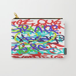 Graffiti Is Life Carry-All Pouch