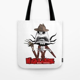 A Nightmare Before Christmas Tote Bag