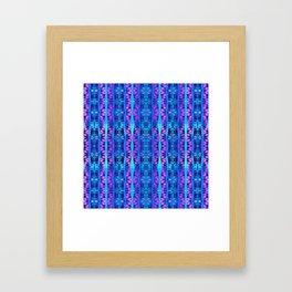 Glitch No. 6 Framed Art Print